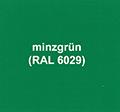 minzgrün